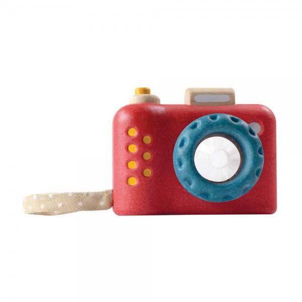 Plan Toys Spielzeug Kamera Kaleidoskop Holz