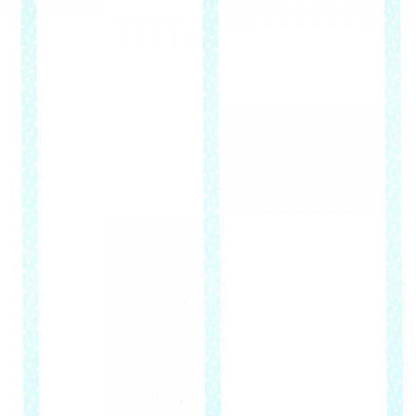Casadeco Punkte Streifentapete blau Jules & Julie