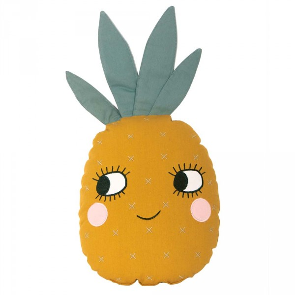 Roommate Dekokissen Ananas