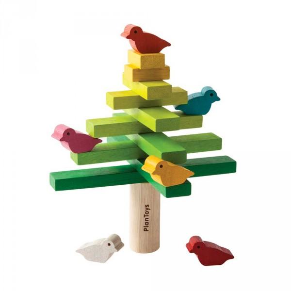 Plan Toys Balancier Spiel Baum & Vögel