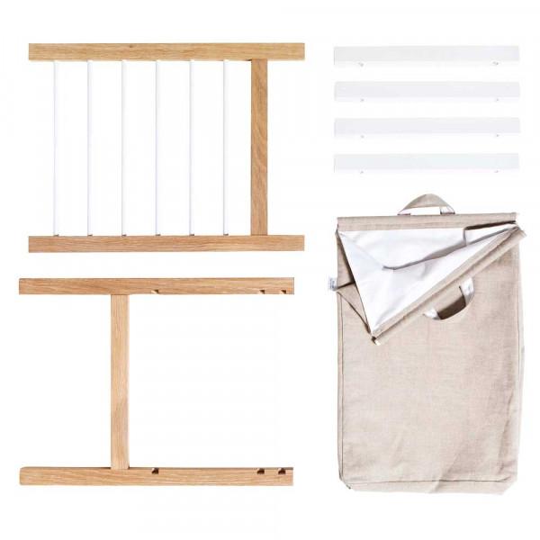 Oliver Furniture Seaside 2 Auszüge mit Wäschesack