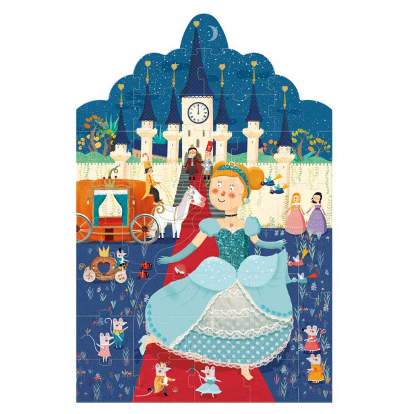 Londji Kinder Puzzle My little Cinderella