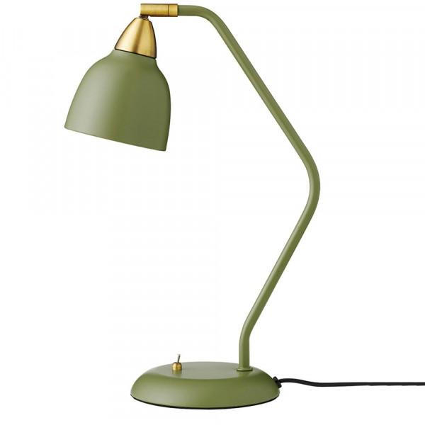 """Superliving Schreibtischlampe """"Urban"""" Metall olive"""