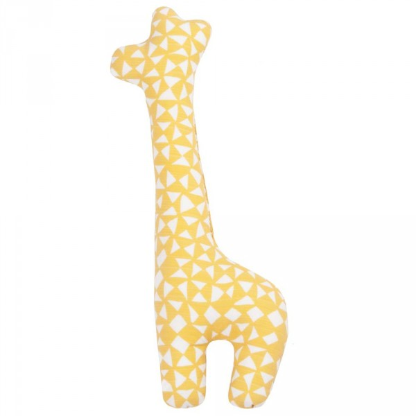 "Trixie Baby Rassel ""Diabolo"" Giraffe gelb"