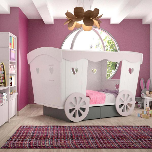 kinderbett m dchen bei kinder r ume aus d sseldorf. Black Bedroom Furniture Sets. Home Design Ideas