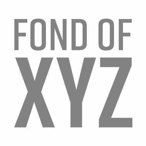 Fond of XYZ