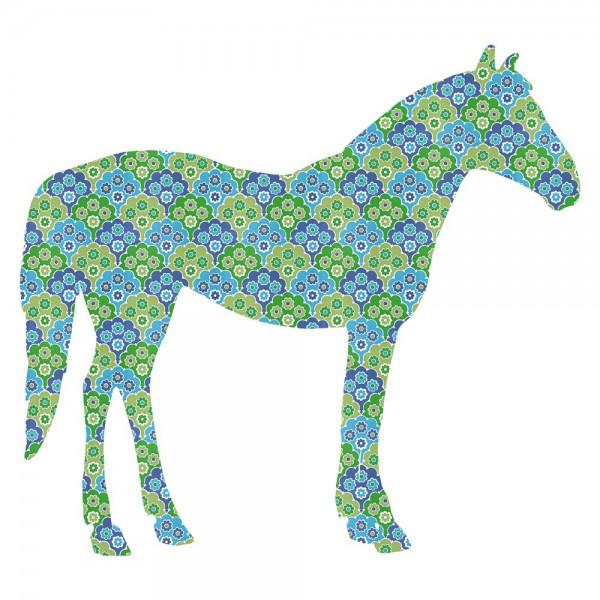 Inke Tapetentier Pferd 36