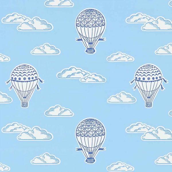 Little Sanderson Abracazoo Tapete Heissluft Ballons blau