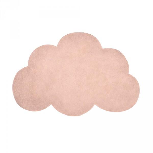Lilipinso Teppich Wolke apricot