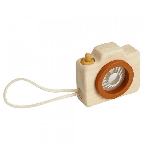 Plan Toys Spielzeug Mini Kamera Kaleidoskop Holz