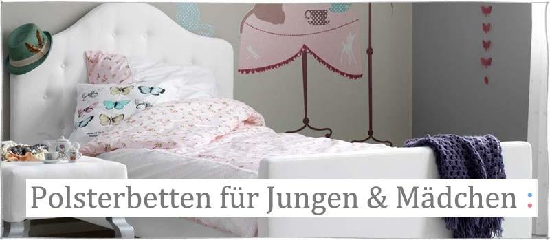 Schöne Kinderbetten im kinder räume online shop kaufen ...
