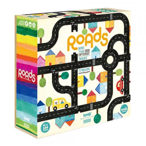 Londji Puzzle Spielstrasse Roads
