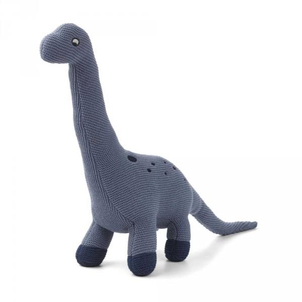 """Liewood """"Brachio"""" Kuscheltier Dino blau"""