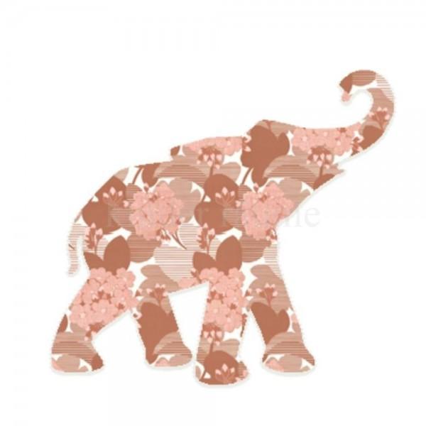 Inke Tapetentier Babyelefant 162