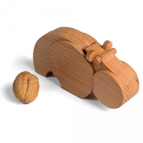"wodibow Holztier Puzzle Nanodont Nilpferd ""Hipu"""