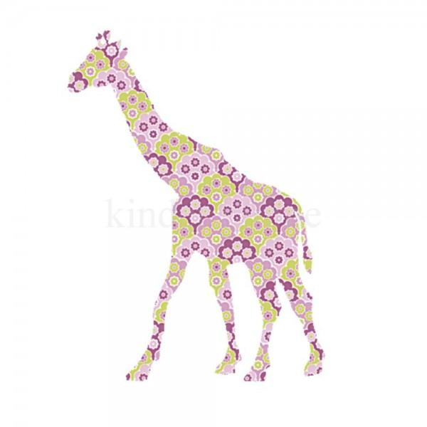 Inke Tapetentier Giraffe 184