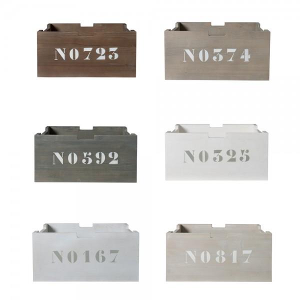Bopita Basic Wood Kiste für Schrank & Kommode
