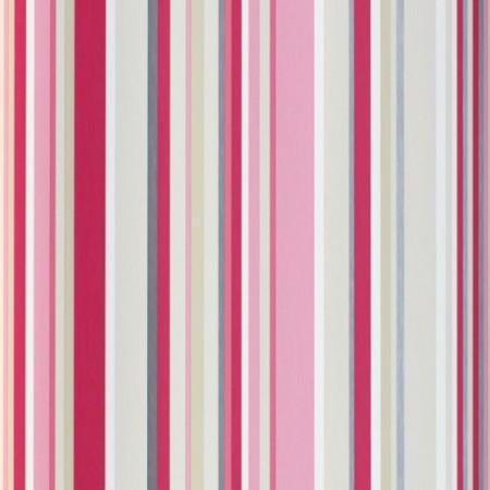 Harlequin Tapete Streifen candy