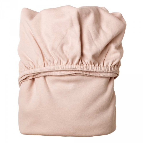 Leander Laken für Babybett rosa
