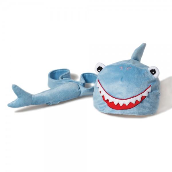 Oskar & Ellen Tier Spielmütze Hai