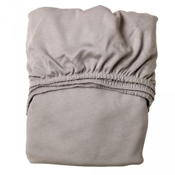 Leander Laken für Babybett grau