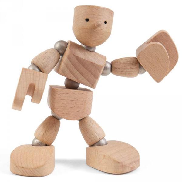 wodibow Holz Spielfigur Woonki