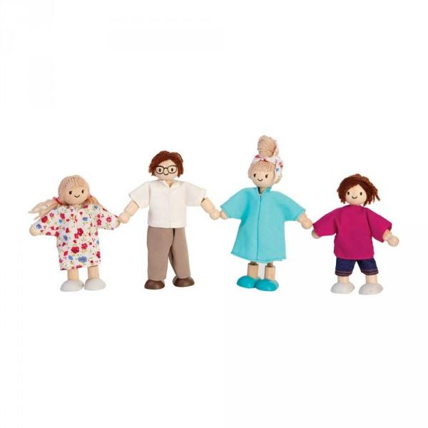 Plan Toys Zubehör Puppenhaus Familie 1