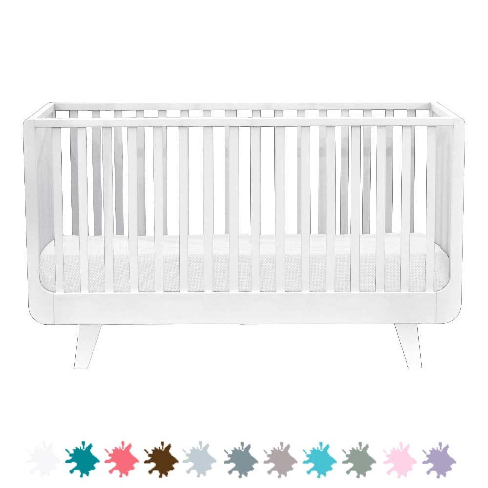 laurette babybetten im kinder r ume online shop kaufen kinder r ume. Black Bedroom Furniture Sets. Home Design Ideas