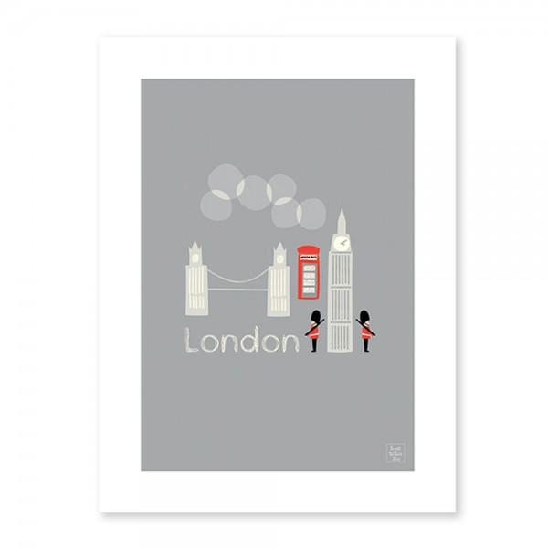 Lilipinso Poster London