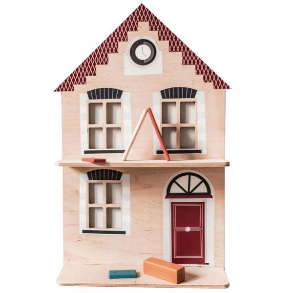 Dekornik Wandregal Haus in Holland