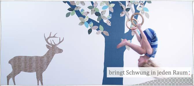 Tapetenbaume Von Inke Im Kinder Raume Online Shop Kaufen Kinder Raume
