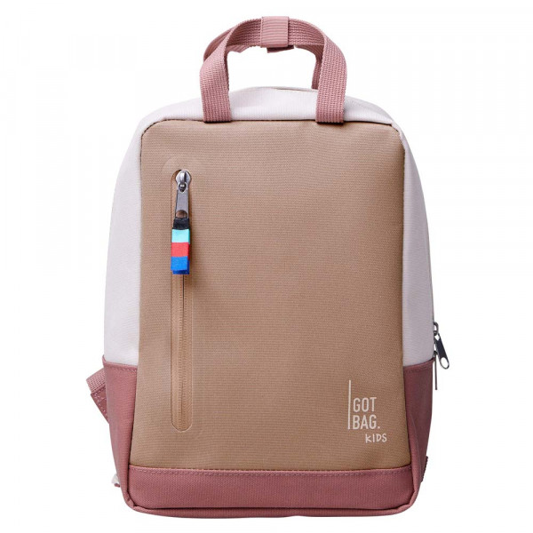 GOT BAG Kinder Rucksack Daypack Mini rosa Mix