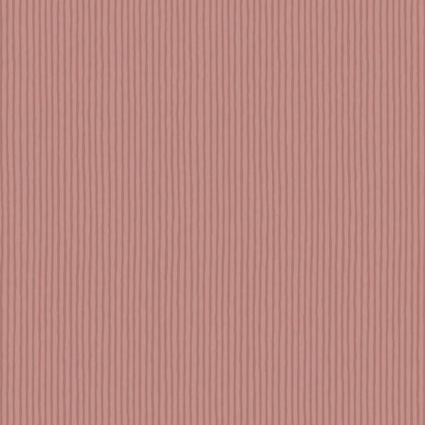 Eijffinger Mini Me Streifentapete Tafel rot
