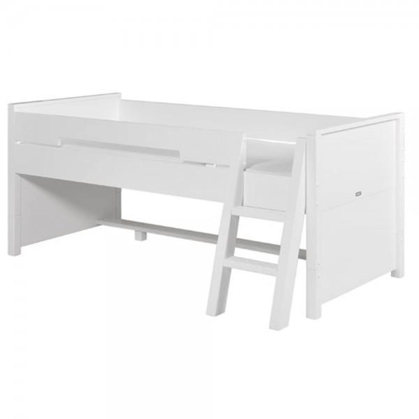 Bopita Combiflex Kompaktbett weiß 90 x 200 cm