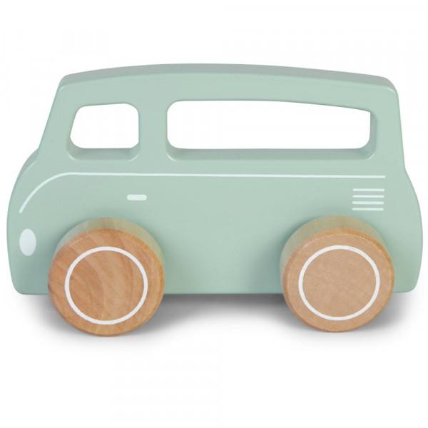 Little Dutch Holz Spielzeugauto Van mint