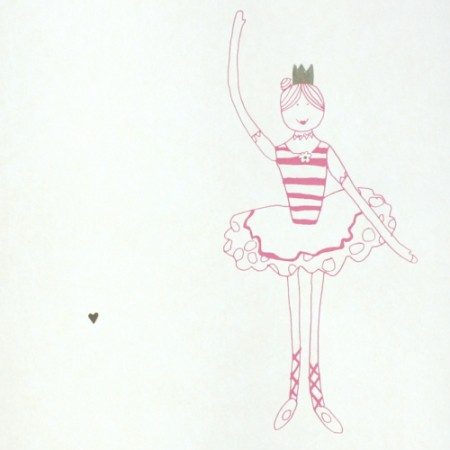 Harlequin Tapete Ballett creme