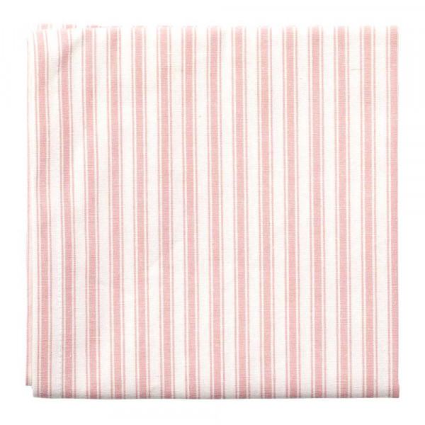 Oliver Furniture Seaside Lille+ Stoffdach für Himmel rosa Streifen