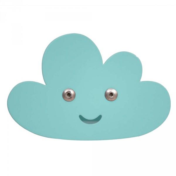 Roommate Kleiderhaken Wolke mint