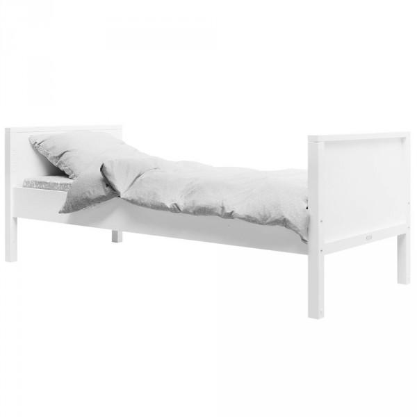 Bopita Nordic Basic Bett weiß 90 x 200