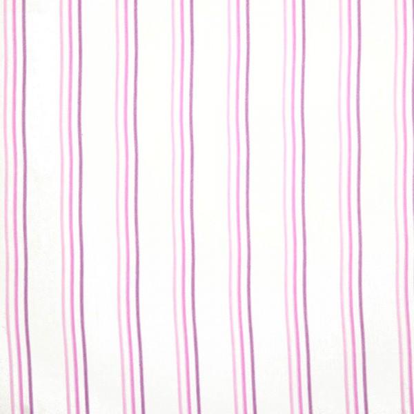 Casadeco Arc En Ciel Stoff Streifen Aquarell rosa pink lila