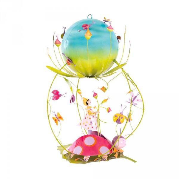 L' Oiseau Bateau Mobile Riesen-Heissluftballon Marienkäfer