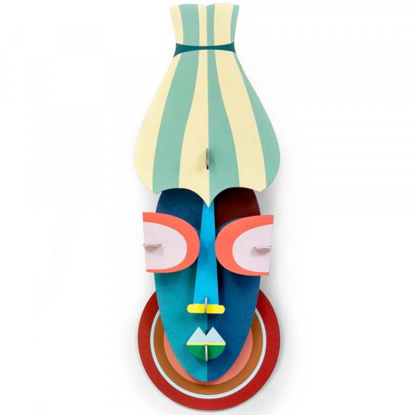 studio ROOF 3D Deko Maske Manhattan Pappe