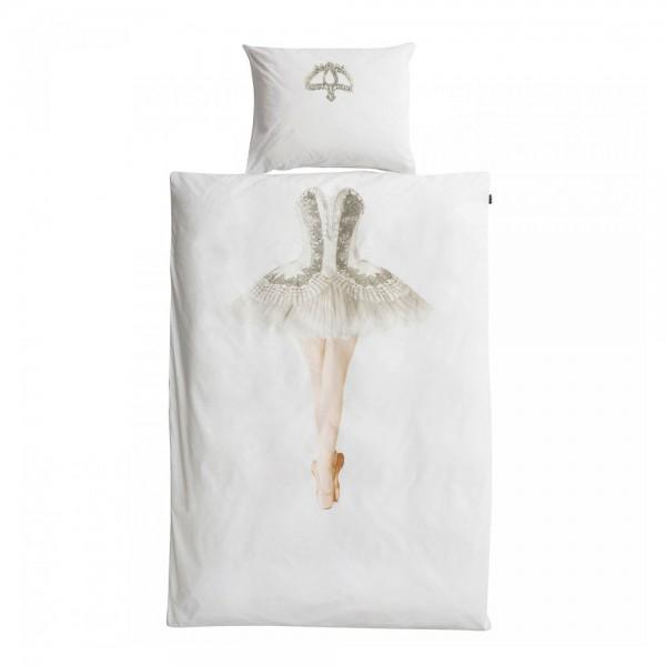 Snurk Mädchen Bettwäsche Ballerina 135 x200