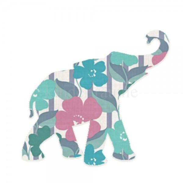 Inke Tapetentier Babyelefant 102