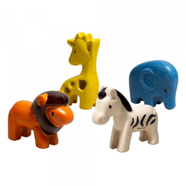Plan Toys Spielzeugtiere Safari