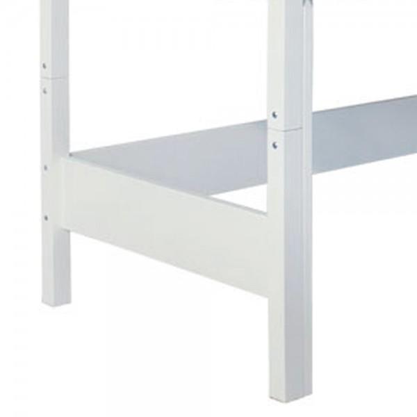 Bopita Nordic Bauteil Basic Bett zum halbhohen Bett