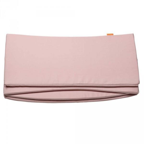 Leander Nestchen für Babybett zart rosa
