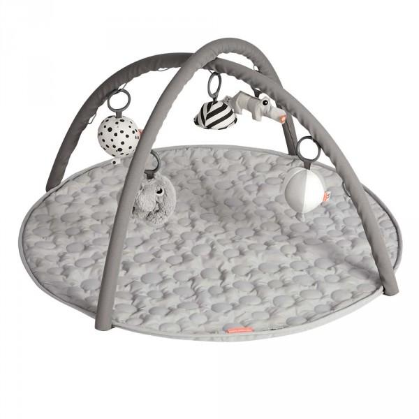 Spielbogen Baby & Decke grau von done by deer