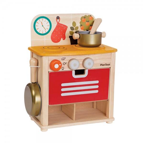 Plan Toys Spielherd Holz