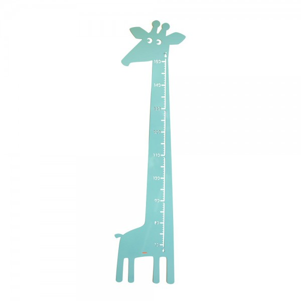 Roommate Messlatte Giraffe Metall mint